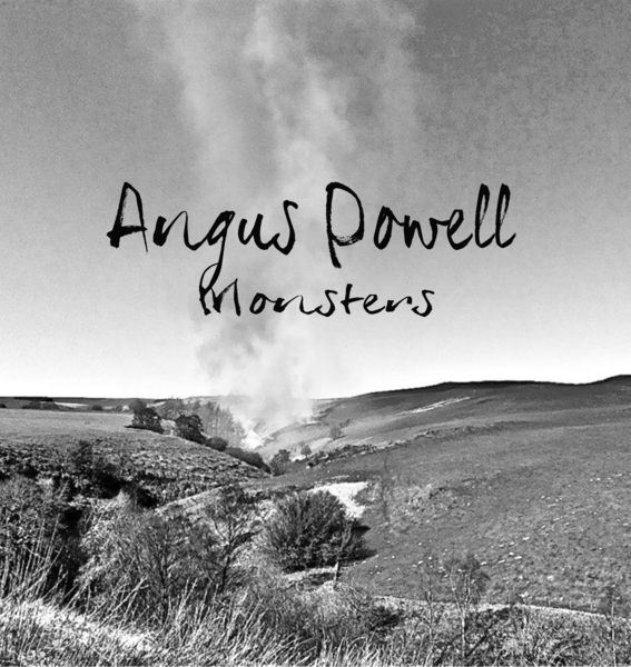 Angus Powell - Cover