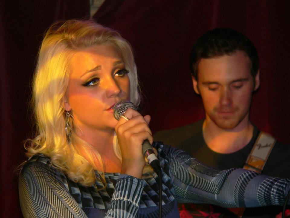 Gemma Mewse - Hoxton Underbelly 2012