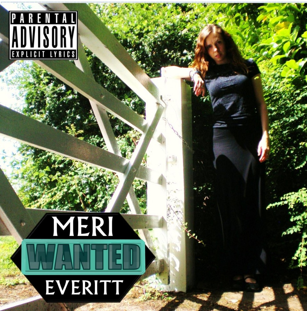 Meri Everitt - Cover