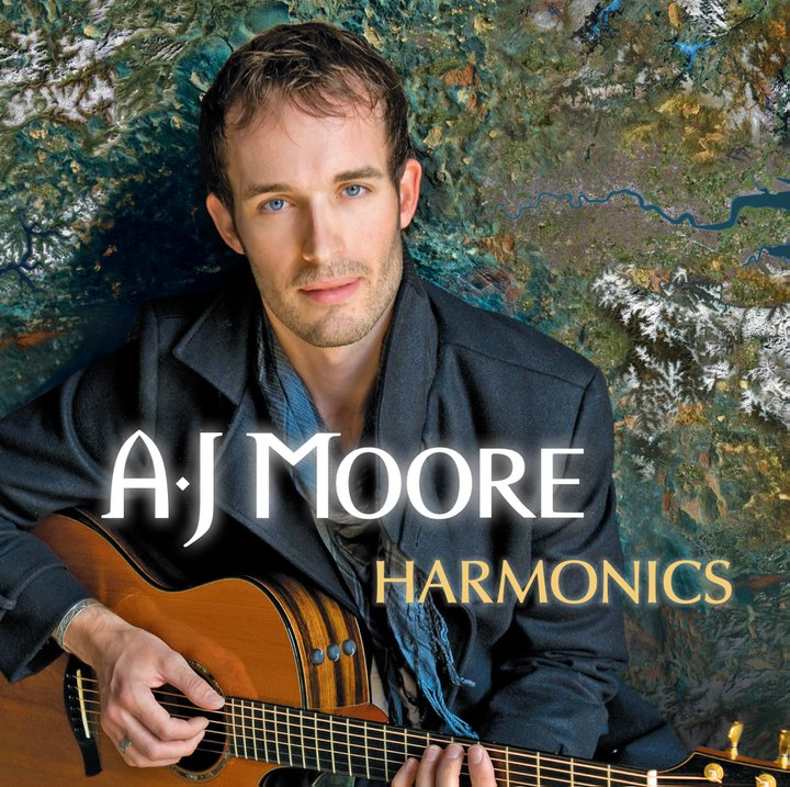 A.J Moore - Cover
