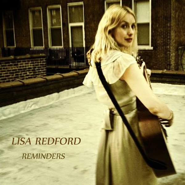 Lisa Redford - Cover