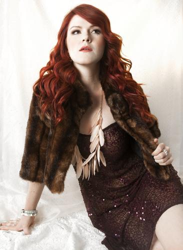 Delaney Gibson, photo by Jeannette Villarreal